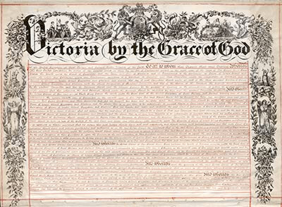 Third Charter of Justice